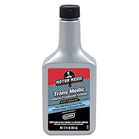 Motor Medic by Gunk M3616-12PK Trans Medic Automatic Transmission Treatment & Shift Improver - 12 oz., (Case of 12)