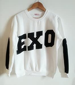 Buy KPOP EXO SBS Gayo Daejun Daejeon Sweater EXO-M EXO-K Hoodies by AKP EXO