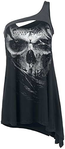 Alchemy England From The Shadows Top donna nero S