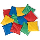 "Dozen 5"" Assorted Nylon Reinforced Bean Bags"