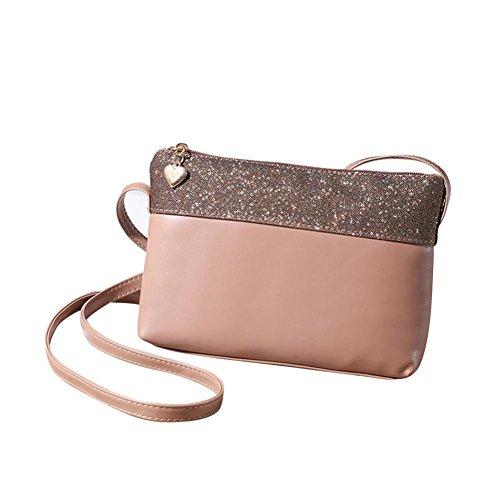 Vovotrade® Donne rivestono di pelle a tracolla della borsa della cartella borsa Hobo Borse Messenger