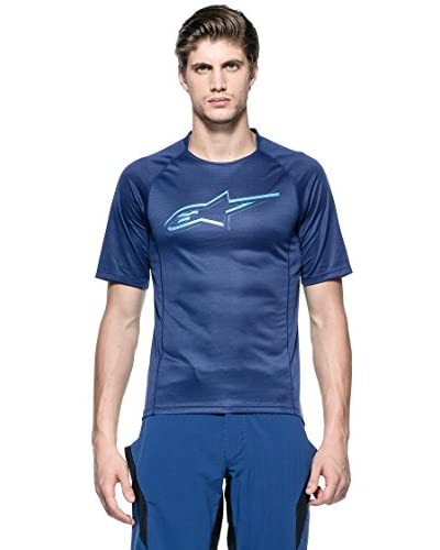 Alpinestar Cycling T-Shirt Manica Corta Krypton