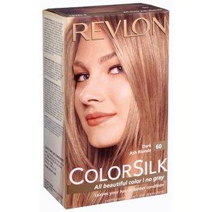 revlon colorsilk beautiful hair color dark ash blonde 60