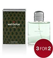 Matchplay Eau de Toilette Natural Spray 100ml