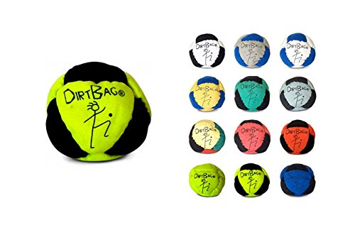 Dirtbag Footbag Classic Sand-filled Hacky Sack