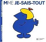 echange, troc Roger Hargreaves - Madame Je-Sais-Tout