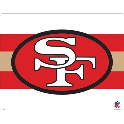 San Francisco 49ers Retro Logo Flag skin for Pandigital