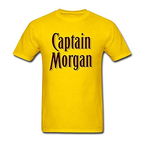 mens-captain-morgan-logo-short-sleeve-t-shirt-yellow