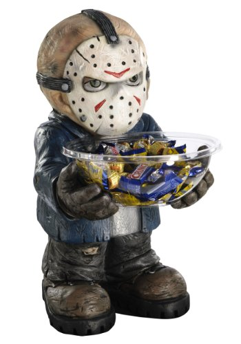 Friday the 13th Jason Candy Bowl Holder Standard