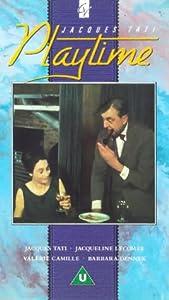 Tati - Playtime [VHS] [UK Import]