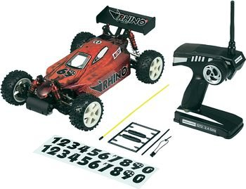 Reely 1:10 electric buggy model car Rhino II 4WD EP-250B RtR 2.4 GHz