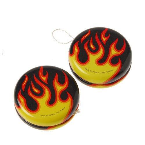 Flame Yo Yos - 1