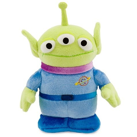 ' Alien ( Little Green Men ) ' Toy Story Plush Toy (20cm) parallel import goods US Disney Store