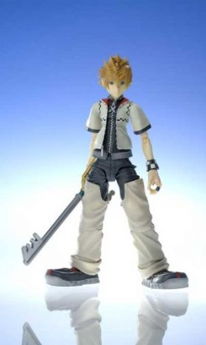 Square Enix Kingdom Hearts 2 Roxas Action Figure