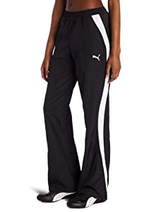 Puma Women's Warm Up Pant, Black, X-Small