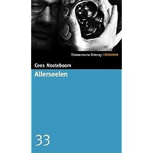 eBook Cover für  Allerseelen SZ Bibliothek Band 33