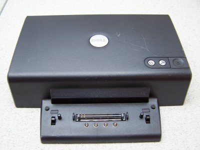 Dell Latitude / Inspiron - D/Dock Advanced Port Replicator for Dell Laptops PD01X by Dell Computers