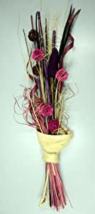 Exotic Creations Exotic Creations Pink Sands Dried flower bouquet