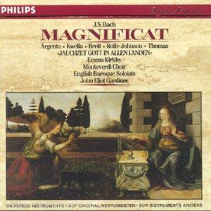 J.S. Bach: Magnificat