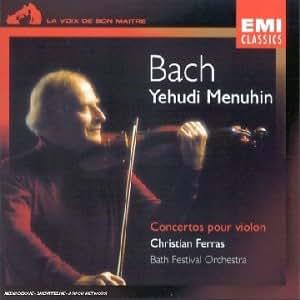 Bach - Concertos pour un et deux violons