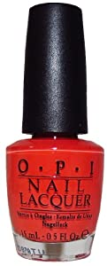 OPI Spider Man Nail Polish - Call Me Gwen-Ever