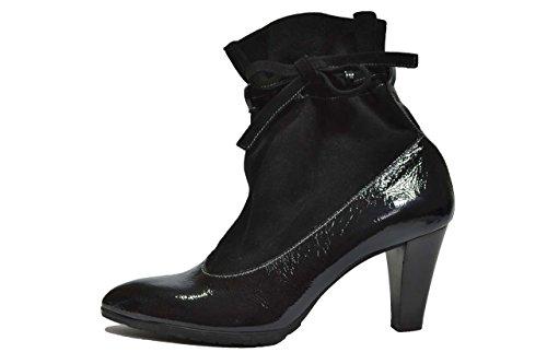 Melluso Tronchetti scarpe donna nero Z470 37