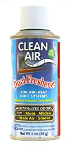 Amazon Com Clean Air Duct Freshener For Air Heat Systems