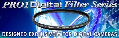 55mm Circular Polarizing Multi-Coated Glass Pro 1 Digital Filter