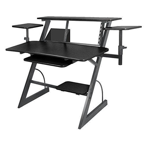 ProStyle ホームレコーディングテーブル KWS-16 PLUS:サイドスタンド付き