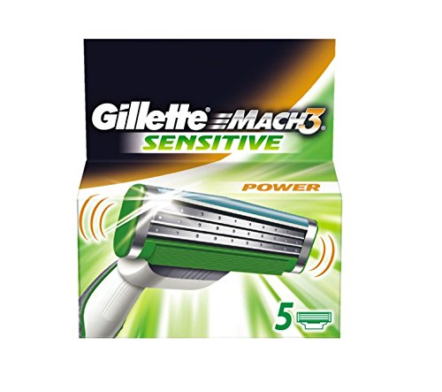 gillette-mach3-power-sensitive-lames-de-rasoir-pack-de-5