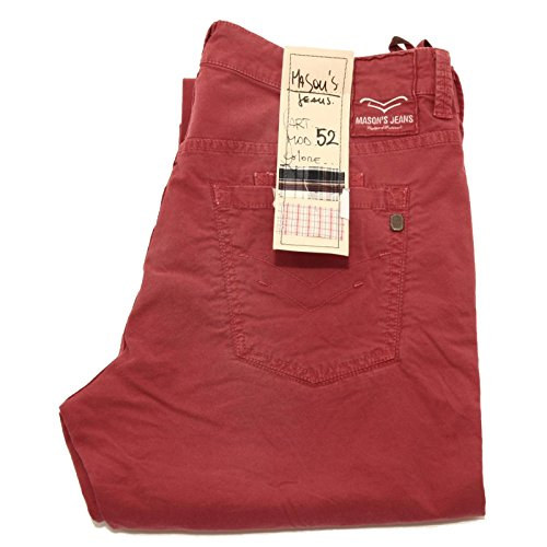 95716 pantaloni MASON'S JONNHY jeans uomo trousers men [48]