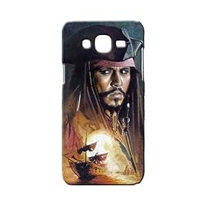 BLUEDIO Designer 3D Printed Back case cover for Samsung Galaxy J7 - G1744