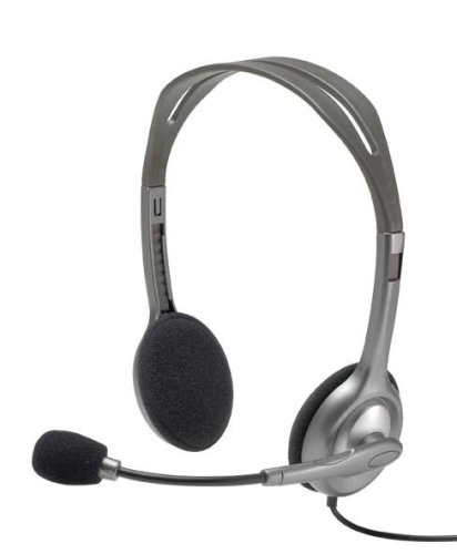 Labtec Axis 342 Headphone Headset With Microphone
