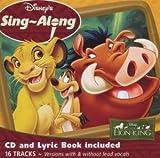 echange, troc Compilation - Disney'S Sing-A-Long : le roi lion