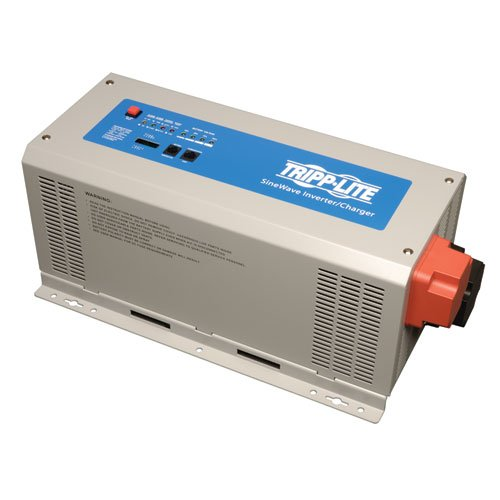 TRIPP LITE APS1012SW 1000 Watt 12 Volt Inverter / Charger Pure Sine Wave 120 Volt 4A/40A Hardwire
