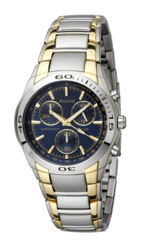 Accurist Men's Chronograph Watch MB881N