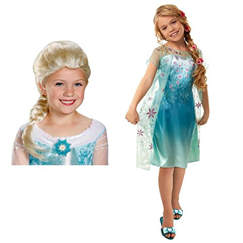 Frozen Fever Child Costume Kit
