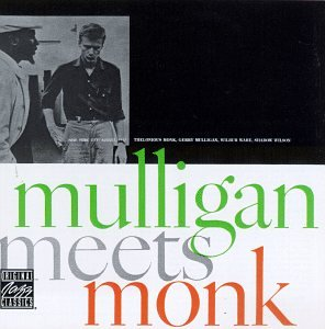 Album Art for Mulligan Meets Monk by Gerry Mulligan
