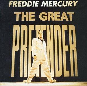 Freddie Mercury - The Great Pretender (HR-61402-2) - Zortam Music