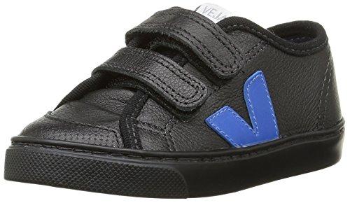 Veja - Guris, Sneakers per bambini e ragazzi, nero (1102/black/indigo), 35