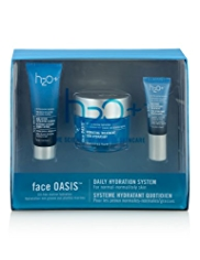 H2O Plus Face Oasis Daily Hydration Set