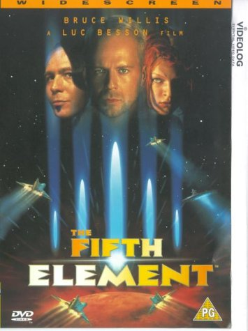 Fifth Element [DVD] [1997]