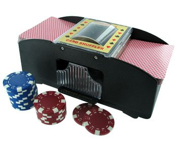 Battery Operated Card Shuffler