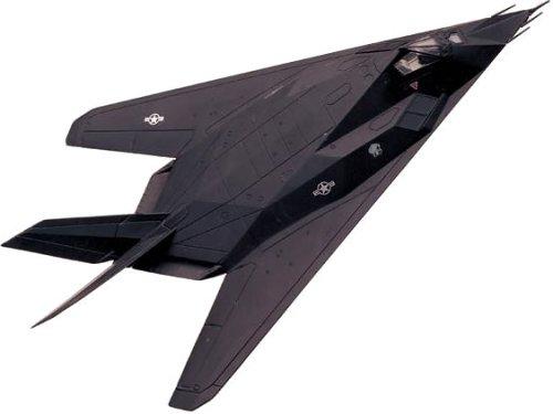 1/72 F117ナイトホーク ステルス戦闘機 米国空軍 37TFW 19001