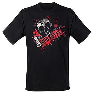 Mudvayne - T-Shirt Skull Axe (in L)