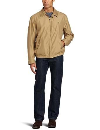 Nautica Men's Bedford Jacket, Beige, XX-Large