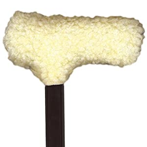 Amazon.com: Comfortable Soft Fleece Cane Handle Grip ...