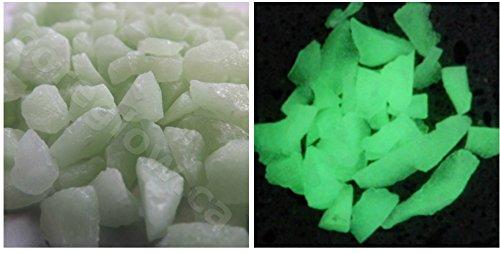CORE Glass Chips 8mm -10mm Green 1 lb