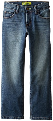 Lee Big Boys' Sport Straight Fit Jean, Trick, 8