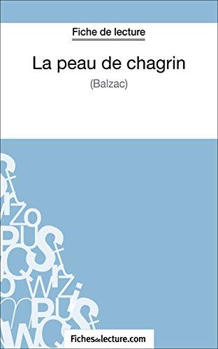 La peau de chagrin de Balzac (Fiche de lecture): Analyse compl PDF